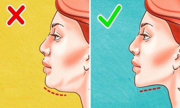 Cách giảm béo mặt và cằm tại nhà