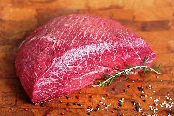 Giảm béo bắp tay tại nhà bổ sung protein từ thịt nạc