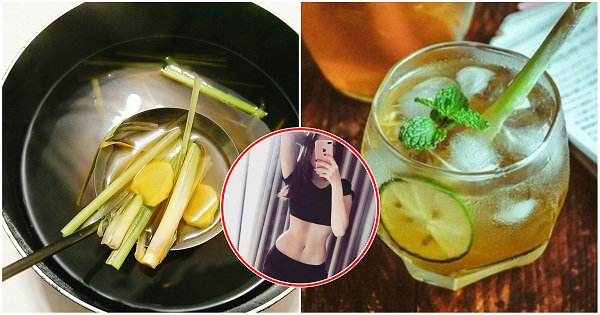 cách làm nước sả uống giảm cân, cách uống nước sả giảm cân, cách uống nước sả giảm cân webtretho, giảm mỡ bụng webtretho, giảm cân thành công webtretho