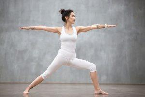 5 tư thế yoga giảm mỡ đùi ngay tại nhà đơn giản, hiệu quả