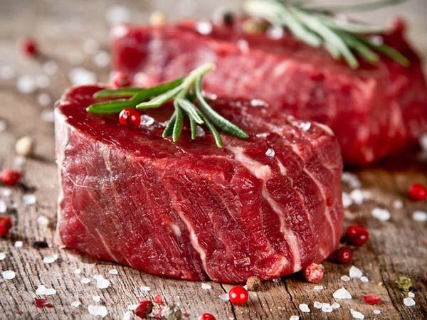 ăn thịt bò nhiều có béo không