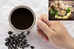 Áp dụng tuyệt chiêu cách nấu đậu đen với gừng giảm cân hiệu quả khó tin