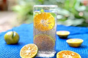 Hạt é có giảm cân không? | Giải khát mùa hè bằng những thức uống tuyệt hảo với hạt é giảm cân