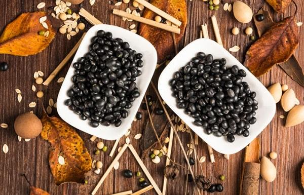 cách làm nấu uống nước đậu, đỗ đen uống bao lâu có giảm cân, béo đúng cách không