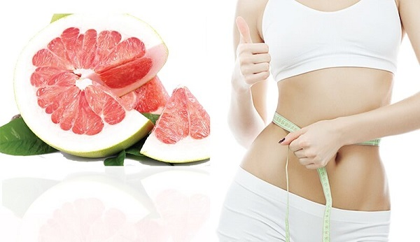 Ăn bưởi có giảm mỡ bụng không
