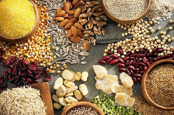 Nhóm các loại hạt giảm cân giàu chất xơ
