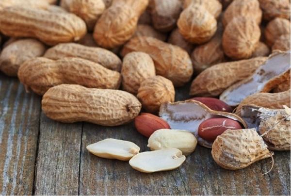 Hạt đậu phộng - Nhóm các loại hạt giảm cân giàu chất xơ
