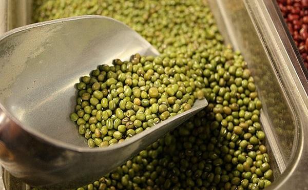 Hạt đậu xanh - Nhóm các loại hạt giảm cân giàu chất xơ