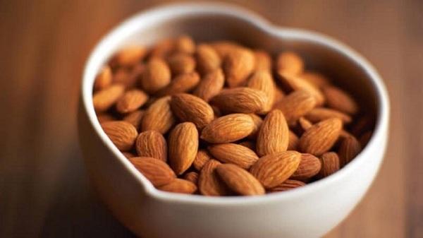 Hạnh nhân | nhóm các loại hạt giảm cân giàu axit béo