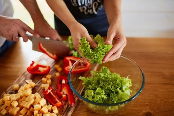 Các món ăn ít calo cho người giảm cân