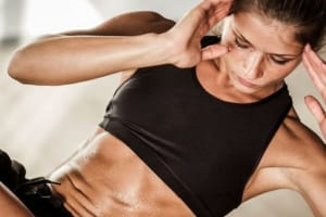 Gập bụng có giảm mỡ bụng không? Những bài tập gập bụng giảm mỡ bụng hiệu quả