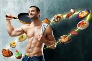 Chế độ ăn giảm mỡ bụng cho nam đánh bay mỡ bụng, nâng tầm phong độ đàn ông
