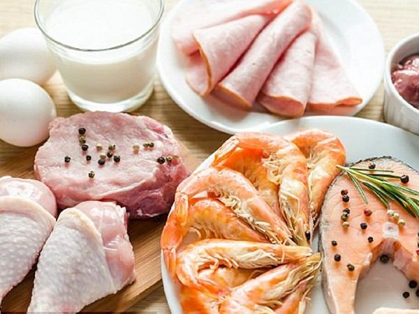 Chế độ ăn giảm mỡ bụng cho nam