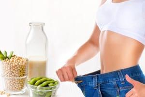 Sự thật uống sữa đậu nành giảm mỡ bụng có hiệu quả không?