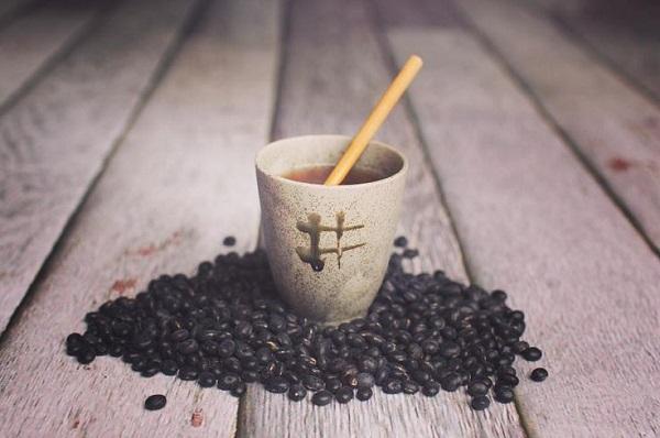 Uống trà gì để giảm mỡ bụng