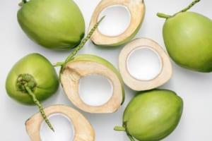 Cách uống nước dừa giảm mỡ bụng tại nhà không cần tập thể dục
