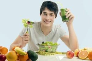 Thực đơn giảm cân cho nam đơn giản | Đàn ông cũng cần giảm cân dáng khỏe