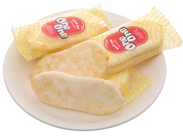ăn bánh gạo có béo không, bánh gạo ichi bao nhiêu calo, 1 gói bánh gạo one one bao nhiêu calo, ăn bánh gạo có giảm cân không, thành phần của bánh gạo, cách ăn bánh gạo không bị béo, bánh gạo lứt bao nhiêu calo, lượng calo trong bánh gạo one one mặn, lượng calo trong bánh gạo one one ngọt, bánh gạo cho người ăn kiêng