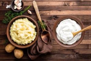 Lật tẩy cách làm khoai tây nghiền giảm cân theo công thức ăn kiêng của người châu Âu