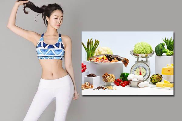 thực đơn giảm cân nhanh cho nữ, thực đơn giảm cân cho nữ, thực đơn giảm cân nhanh nhất cho nữ