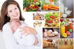 Thực đơn giảm cân sau sinh cho mẹ bỉm sữa trong 1 tuần lấy lại vóc dáng thon gọn
