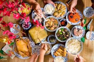 Bỏ túi khẩn cấp cách ăn tết không lo tăng cân – Đón tết thảnh thơi không lo mỡ thừa