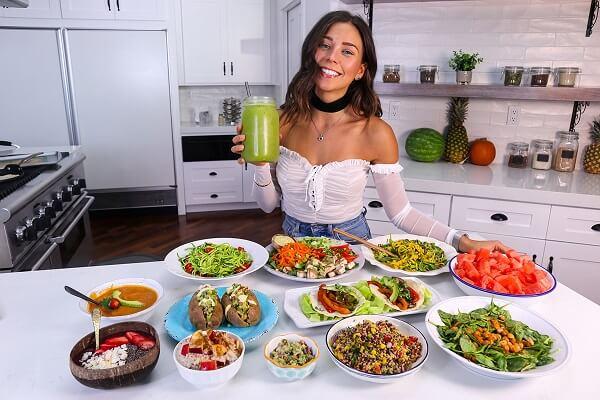 thực đơn ăn chay giảm cân 7 ngày, ăn chay giảm cân 1 tuần, nguyên tắc ăn chay giảm cân, cách ăn chay giảm cân khoa học, thực đơn giảm cân cho người ăn chay, các món chay ít calo