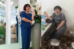 Từng mặc đến size quần 3X – Bà chủ tiệm tóc tìm đã ra cách lấy lại được vòng eo con kiến của mình sau 10 buổi