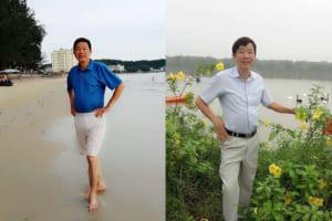 Tặc lưỡi nghe lời vợ đi giảm béo, chú Đặng Hiền Binh 69 tuổi bất ngờ giảm thành công 3kg mỡ thừa, thon gọn vòng bụng, đẩy lùi bệnh tật – Một người khỏe, 2 người vui