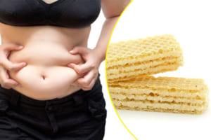 Sự thật ăn bánh kem xốp có mập không? Bánh kem xốp bao nhiêu calo?