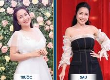 Diễn viên Ốc Thanh Vân: Giảm béo bụng