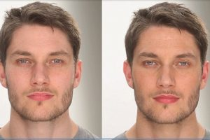 Gương mặt kém nam tính là do chưa biết cách giảm béo mặt cho nam giới tại nhà này