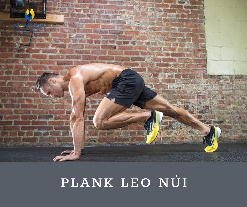 Bài tập plank cho nam, bài tập plank giảm mỡ bụng cho nam, tập plank nam