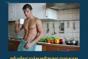 Uống gì để giảm mỡ bụng cho nam giới? – List danh sách các loại đồ uống đánh bay mỡ bụng nhẹ như không