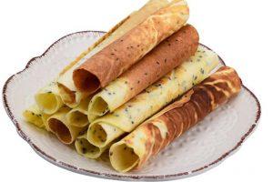 Ăn bánh quế có béo không? 100g bánh quế có bao nhiêu calo? Cách làm món bánh quế cực kỳ đơn giản tại nhà